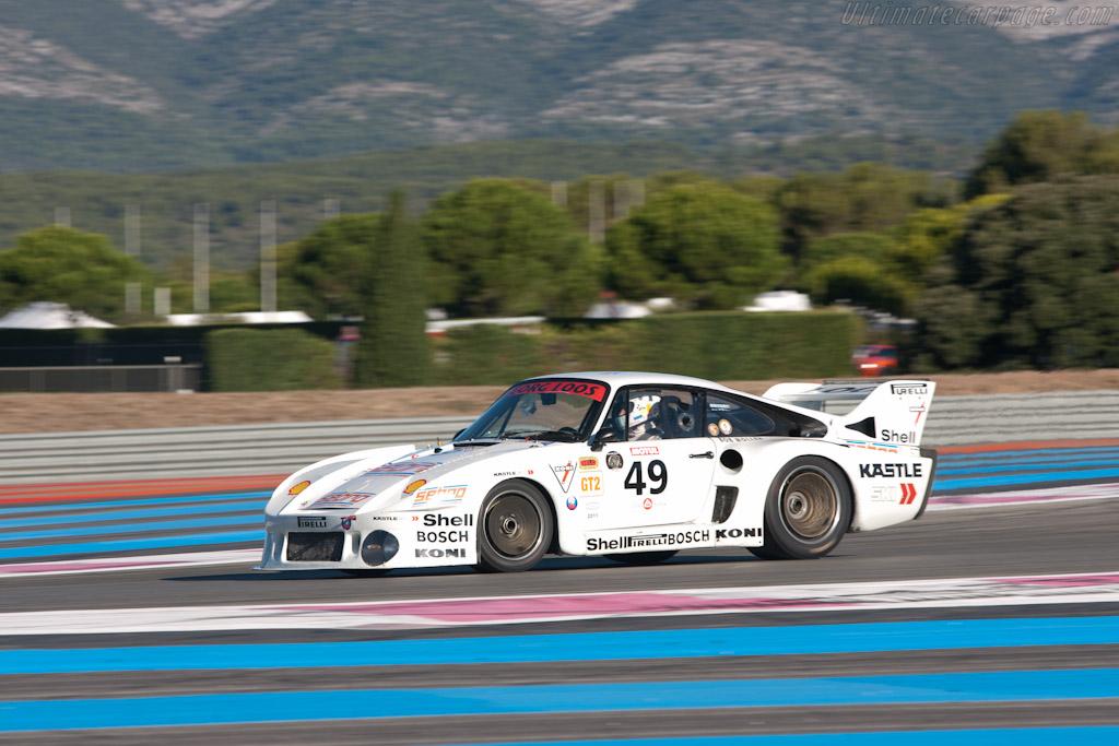 Porsche 935/80 - Chassis: 000 00022   - 2011 Dix Mille Tours