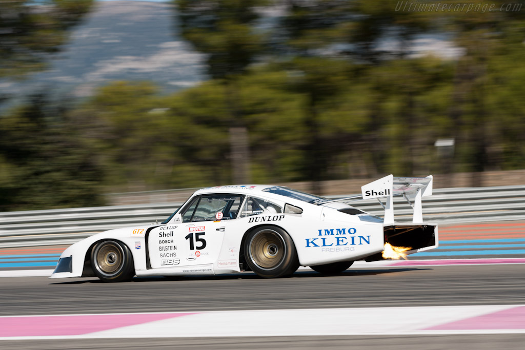 Porsche 935 81 Moby Dick Chassis Jr 001 2011 Dix Mille Tours