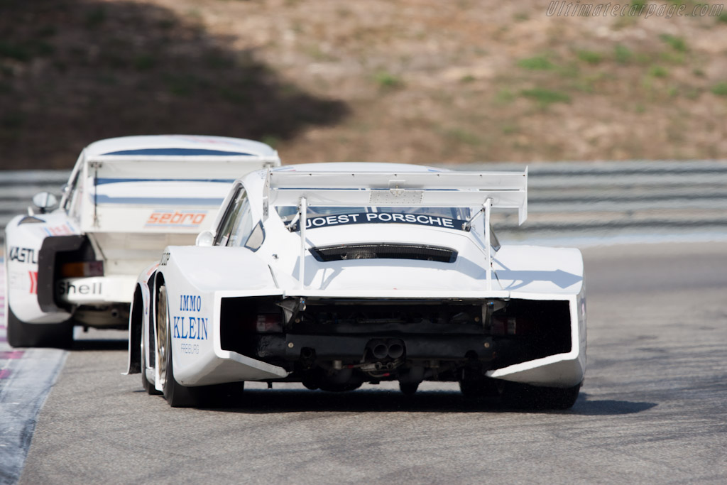Porsche 935/81 'Moby Dick' - Chassis: JR-001   - 2011 Dix Mille Tours