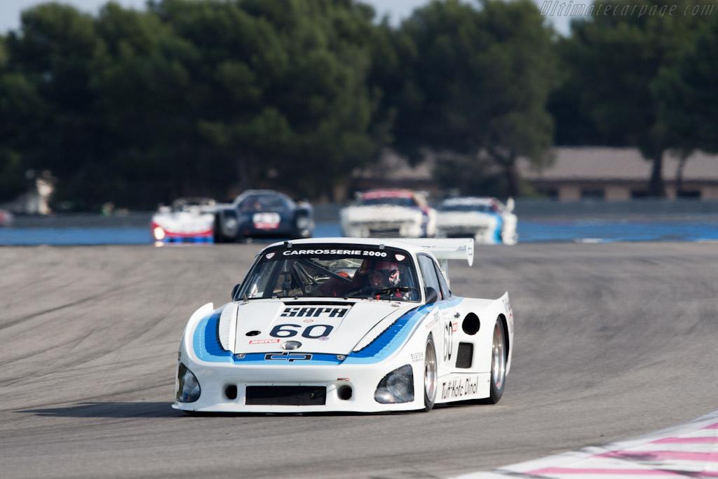 Porsche 935 L1 Chassis L1 2011 Dix Mille Tours