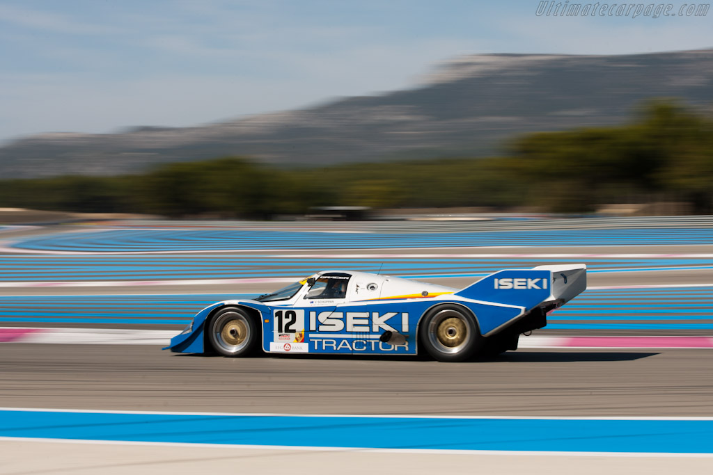 Porsche 956 - Chassis: 956-118   - 2011 Dix Mille Tours