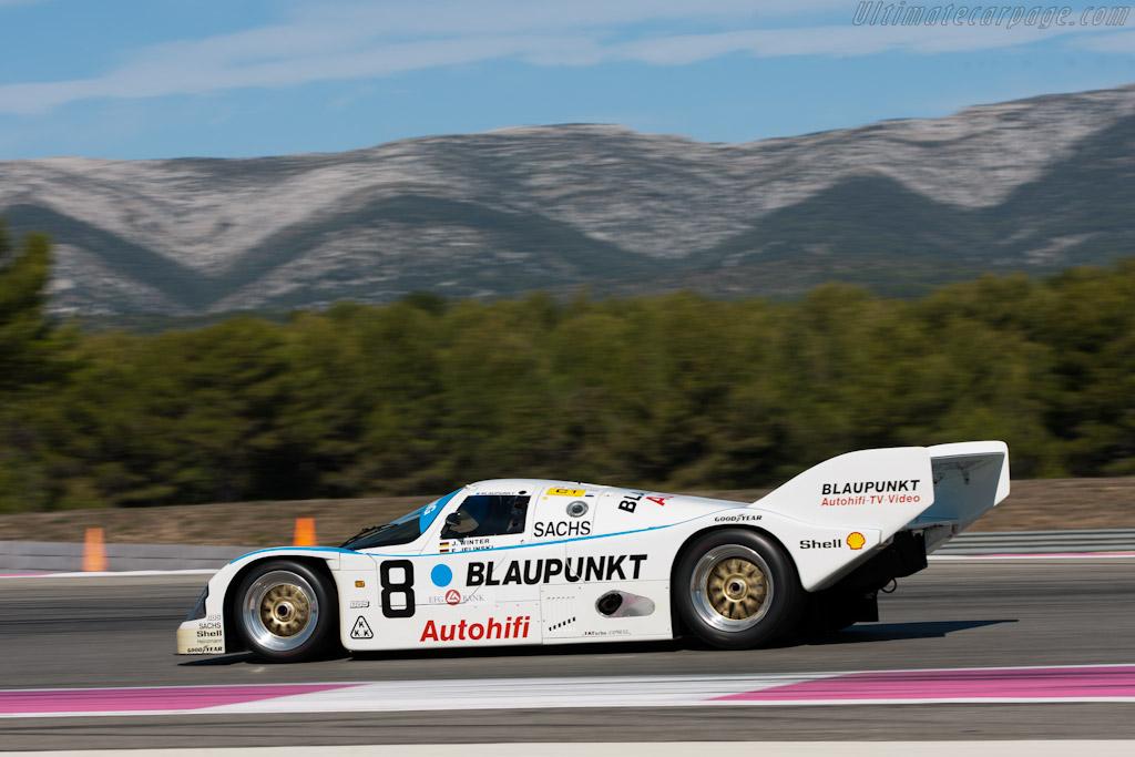 Porsche 962C - Chassis: 962-116   - 2011 Dix Mille Tours