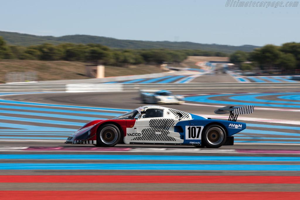 Spice SE88C - Chassis: SE88C-002   - 2011 Dix Mille Tours