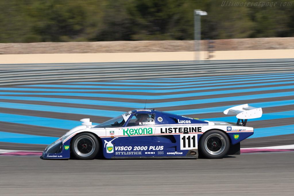 Spice SE88C - Chassis: SE88C-003  - 2011 Dix Mille Tours