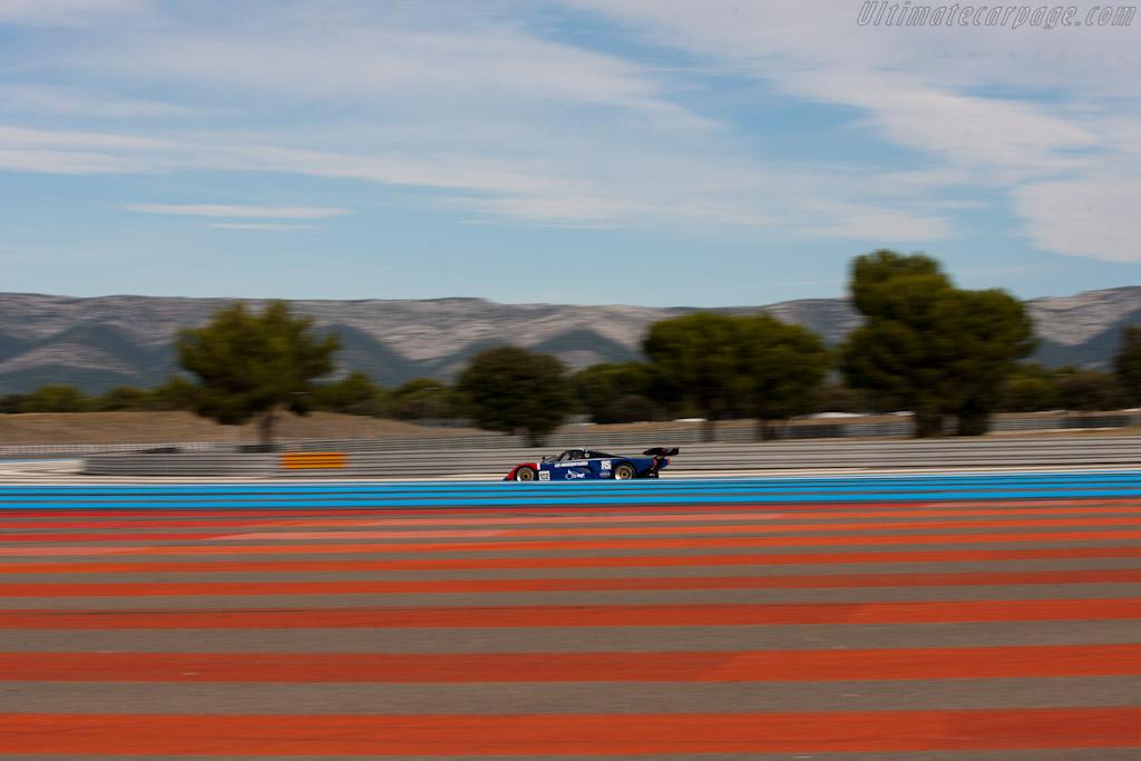 Spice SE89C - Chassis: SE89C-002  - 2011 Dix Mille Tours