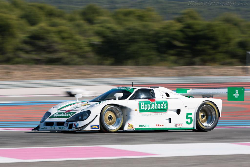 Spice SE89P Pontiac - Chassis: SE89P-002   - 2011 Dix Mille Tours