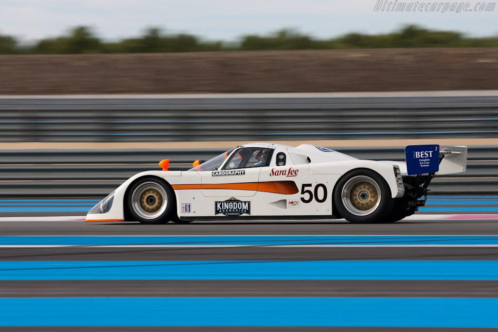 Spice SE90C - Chassis: SE90C-020   - 2011 Dix Mille Tours