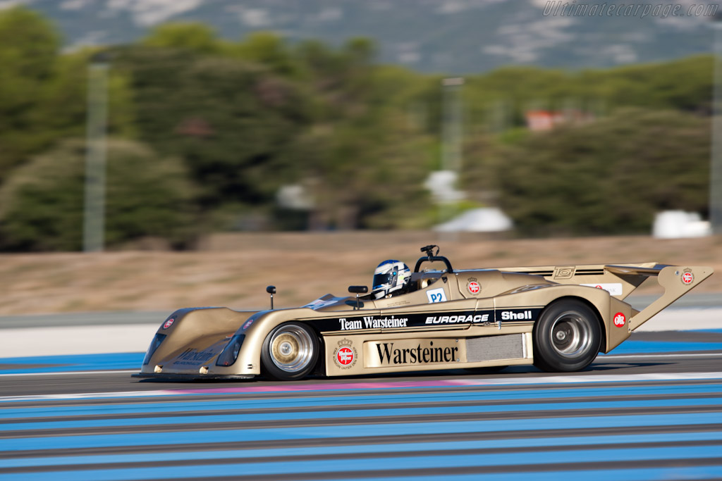 TOJ SC204 - Chassis: 12-76   - 2011 Dix Mille Tours