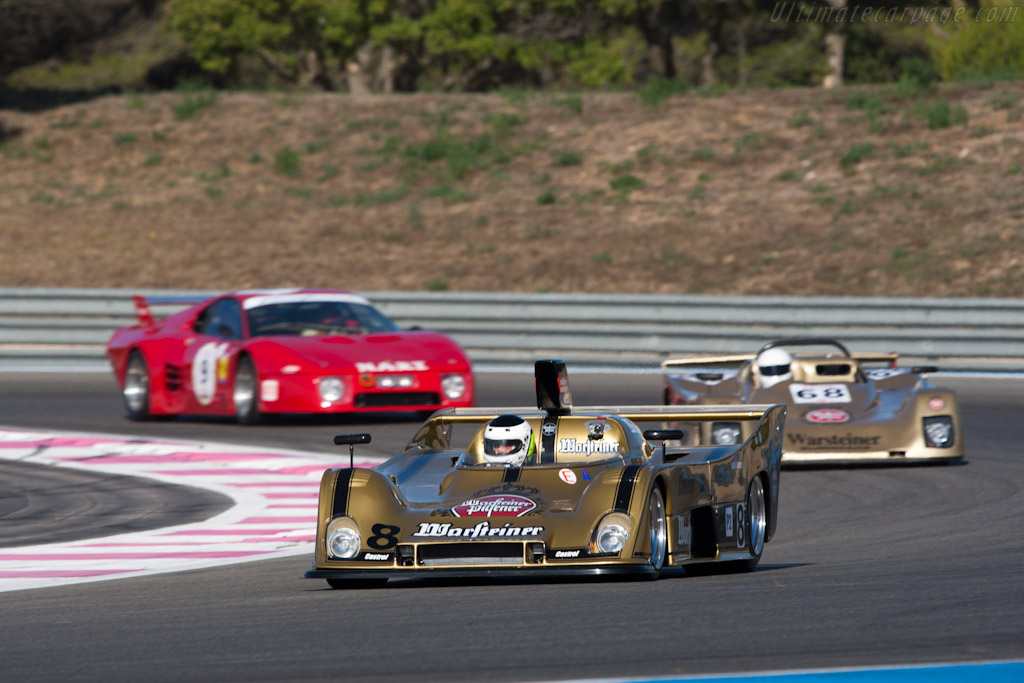 TOJ SC302 - Chassis: 16-77   - 2011 Dix Mille Tours
