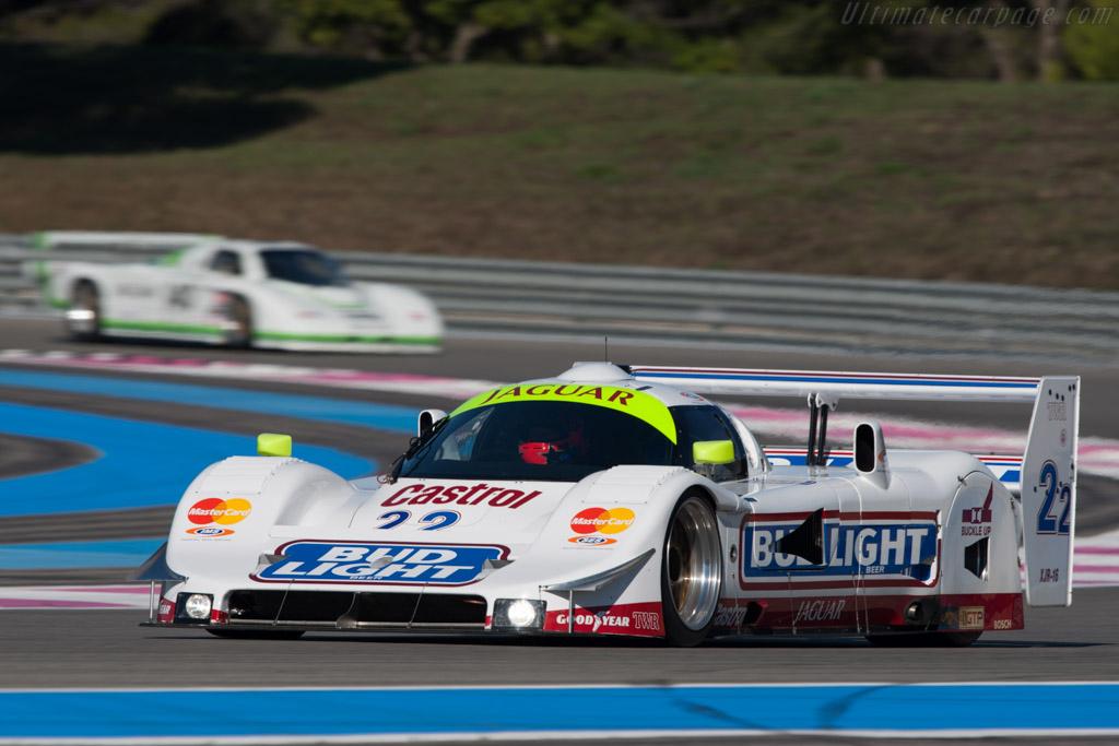 Jaguar XJR-16    - 2012 Dix Mille Tours
