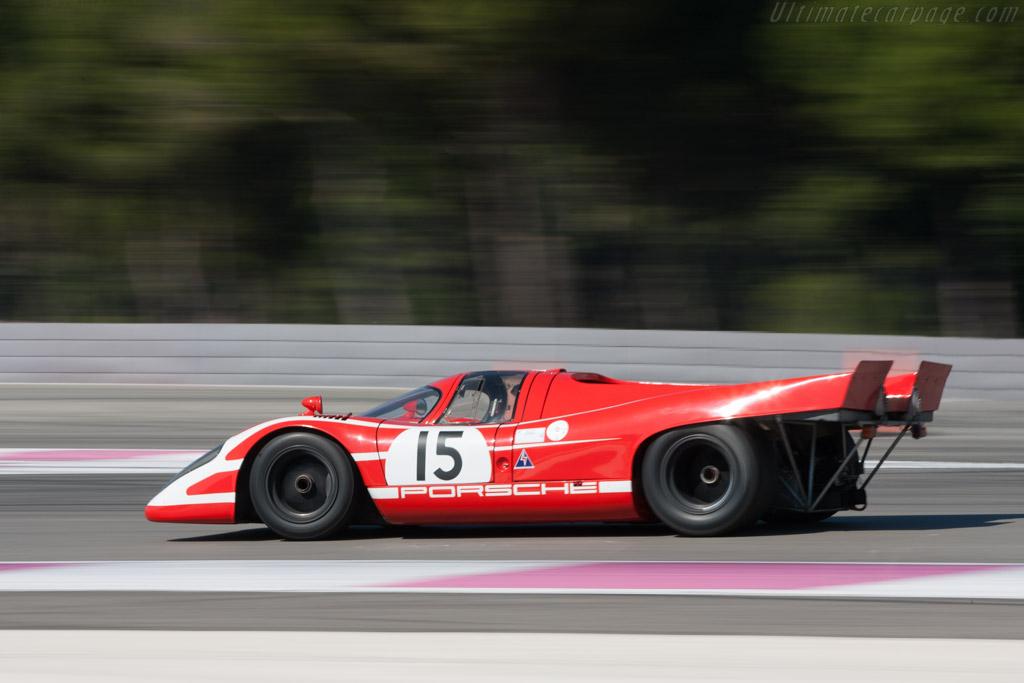 Porsche 917k Chassis 917 5lt 2012 Dix Mille Tours