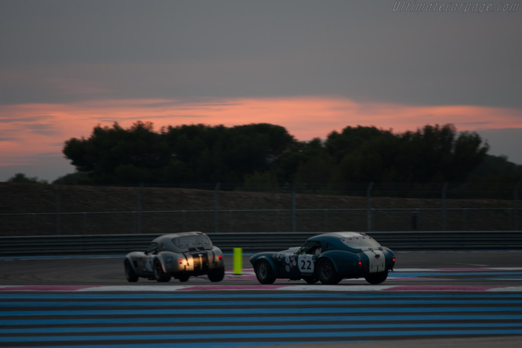 AC Shelby Cobra - Chassis: CSX2136   - 2012 Dix Mille Tours