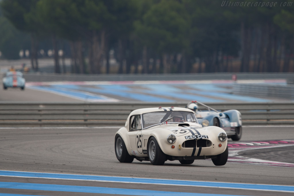 AC Shelby Cobra - Chassis: CSX2142   - 2012 Dix Mille Tours