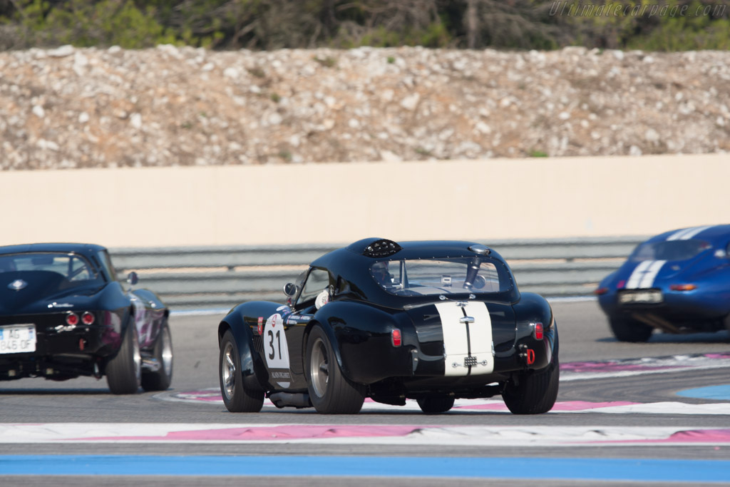 AC Shelby Cobra - Chassis: CSX2468   - 2012 Dix Mille Tours