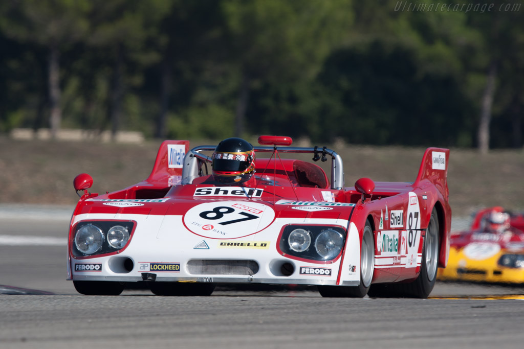 Alfa Romeo 33/TT/3 - Chassis: 11572-010   - 2012 Dix Mille Tours