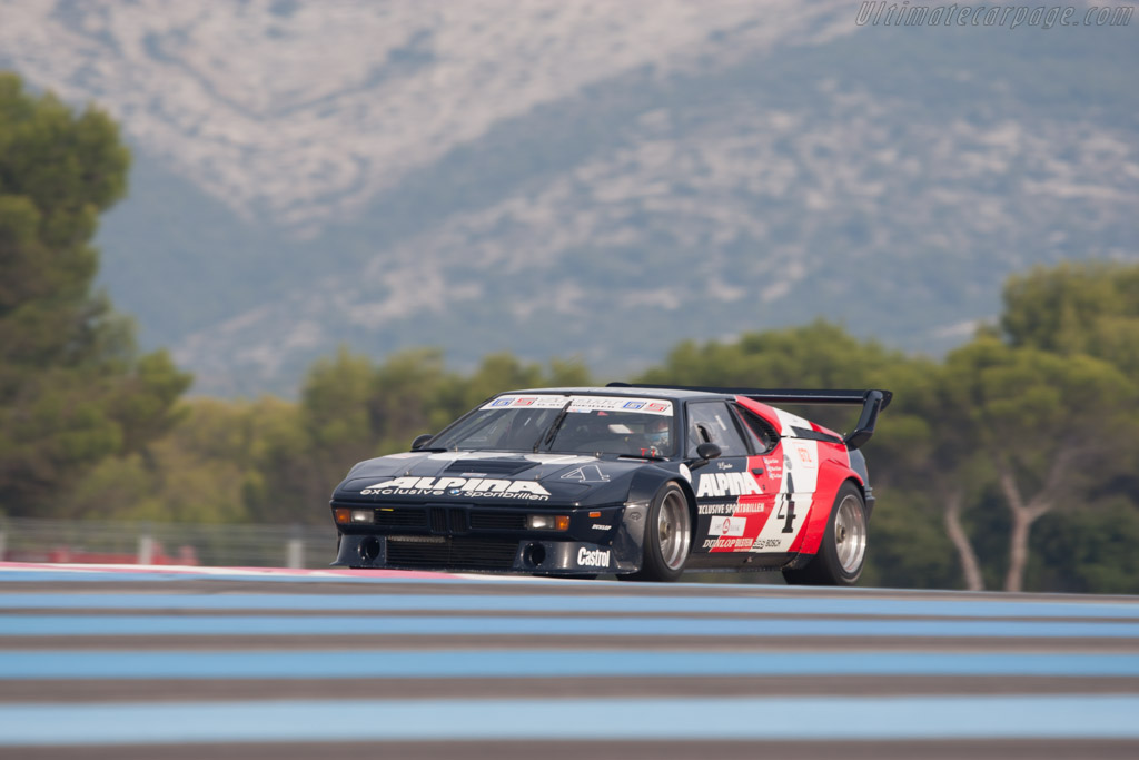 BMW M1 Group IV - Chassis: 4301066   - 2012 Dix Mille Tours