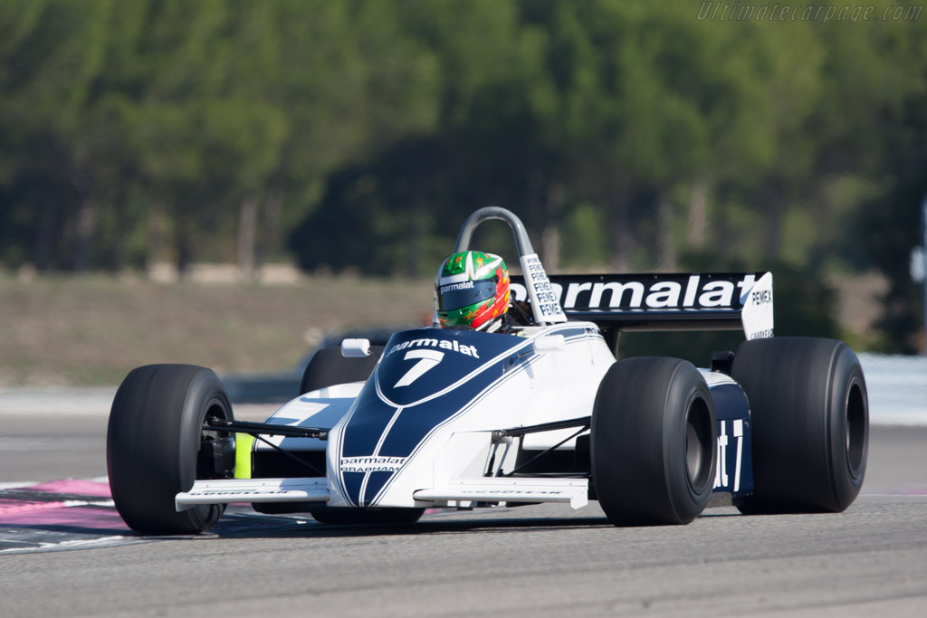 Brabham BT49C Cosworth    - 2012 Dix Mille Tours