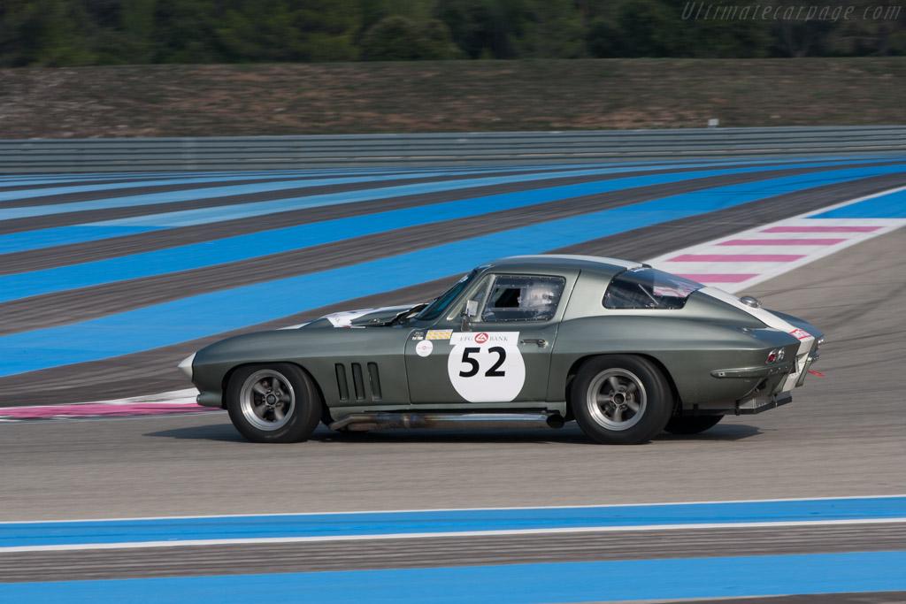 Chevrolet Corvette    - 2012 Dix Mille Tours