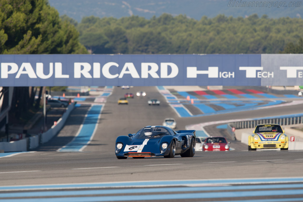 Chevron B16 - Chassis: CH-DBE-29   - 2012 Dix Mille Tours