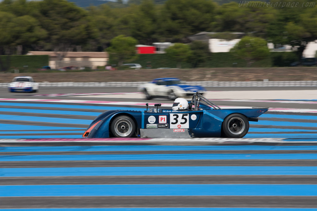 Chevron B19 - Chassis: B19-71-17   - 2012 Dix Mille Tours
