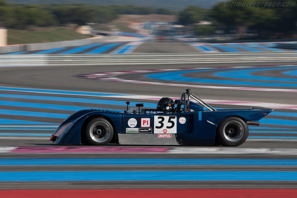 Chevron B19 - Chassis: B19-71-17   - 2012 Dix Mille Tours