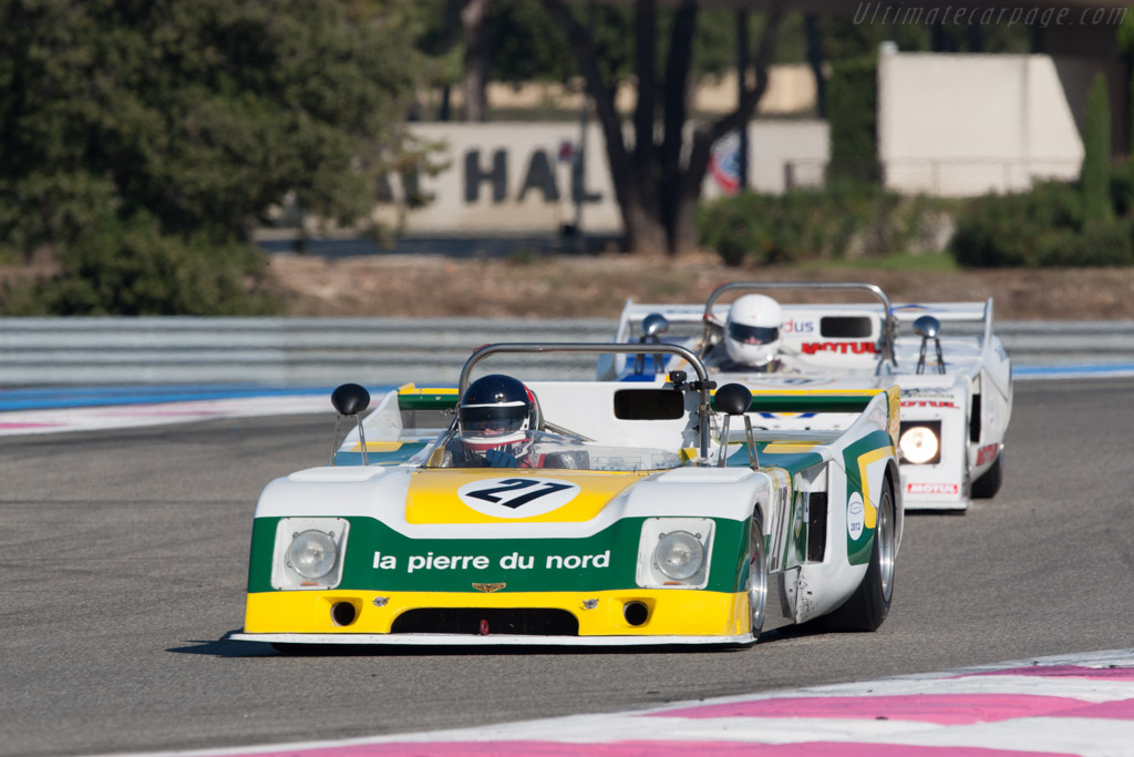 Chevron B36 - Chassis: 36-76-03   - 2012 Dix Mille Tours