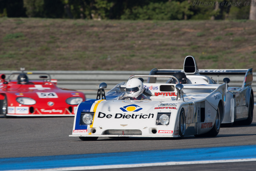 Chevron B36 - Chassis: 36-76-07   - 2012 Dix Mille Tours