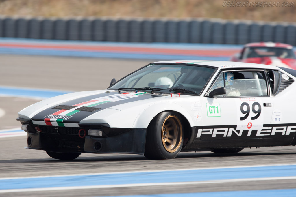 DeTomaso Pantera - Chassis: 04834   - 2012 Dix Mille Tours