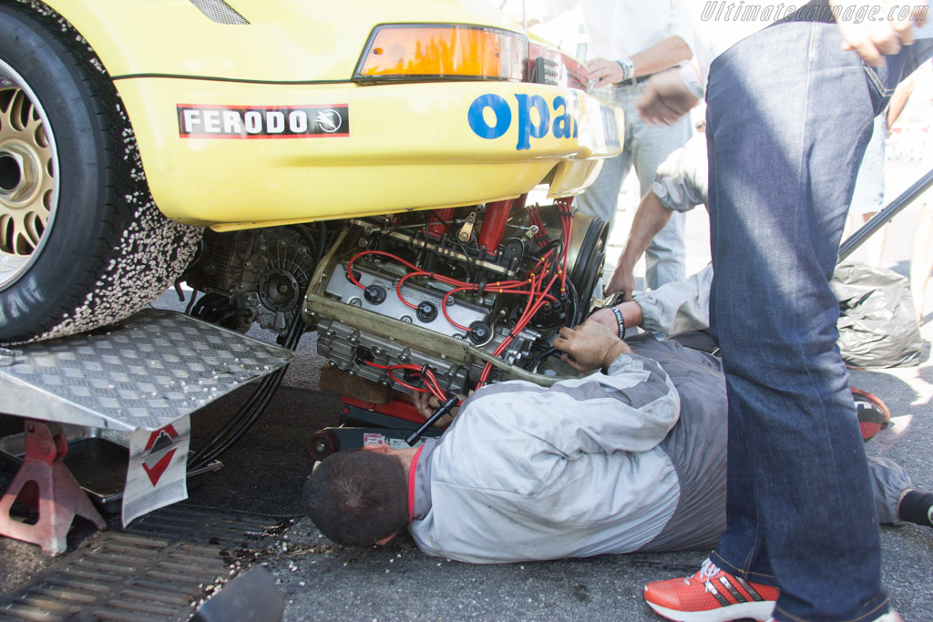 Engine change    - 2012 Dix Mille Tours