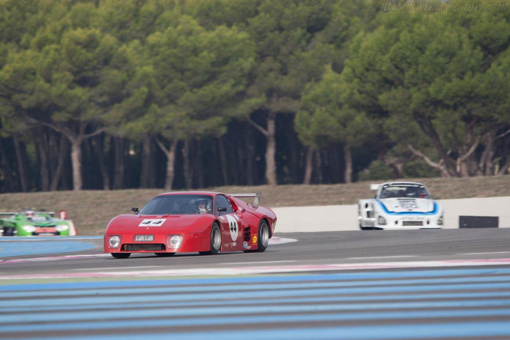 Ferrari 512 BB LM - Chassis: 38181 - Driver: David ferrer - 2012 Dix Mille Tours