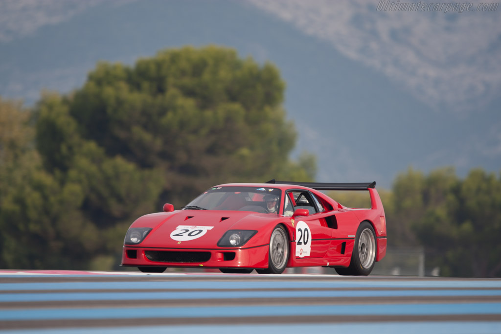 Ferrari F40 - Chassis: 93572   - 2012 Dix Mille Tours