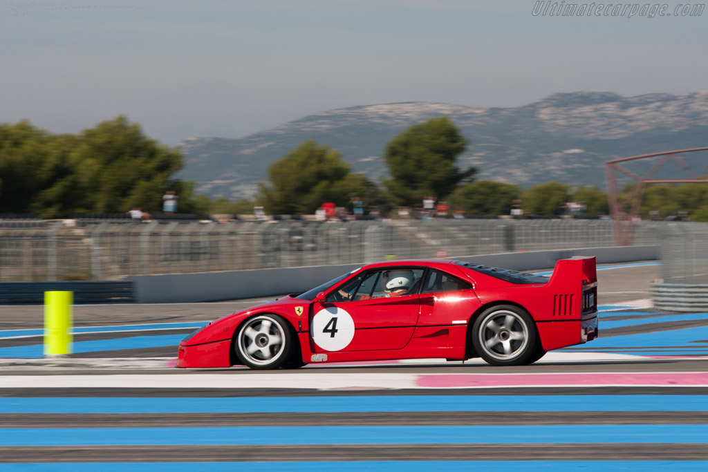 Ferrari F40 - Chassis: 92855   - 2012 Dix Mille Tours