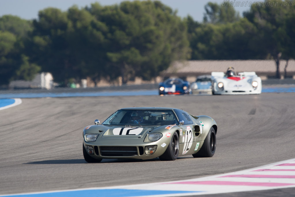 Ford GT40 - Chassis: GT40P/1078   - 2012 Dix Mille Tours