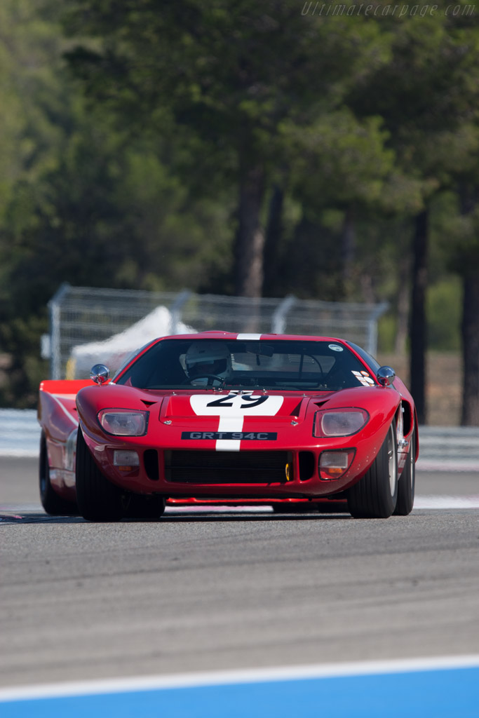 Ford GT40 - Chassis: GT40P/1042   - 2012 Dix Mille Tours