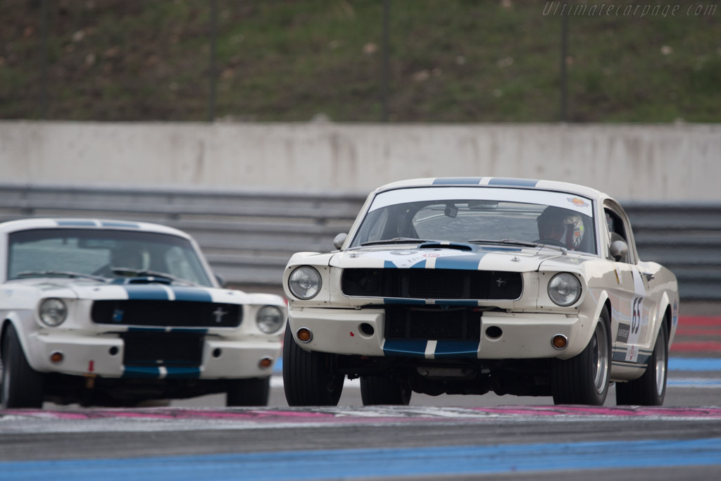 Ford Shelby Mustang GT350    - 2012 Dix Mille Tours