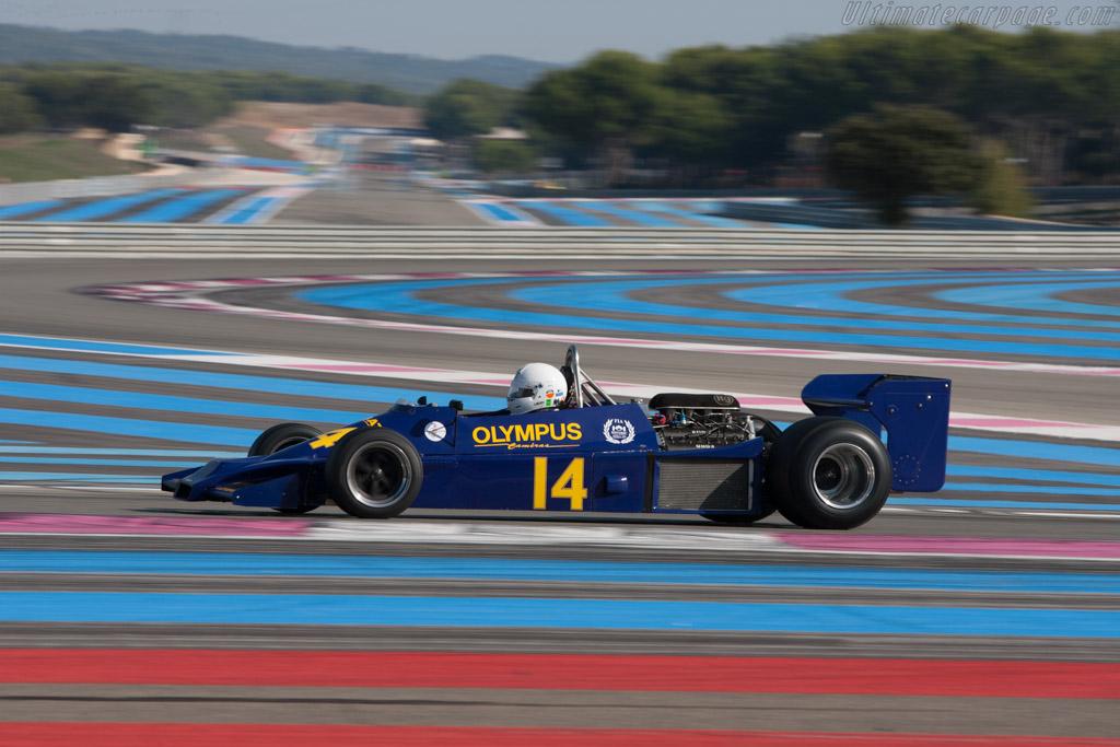 Hesketh 308E Cosworth - Chassis: 308E / 5   - 2012 Dix Mille Tours