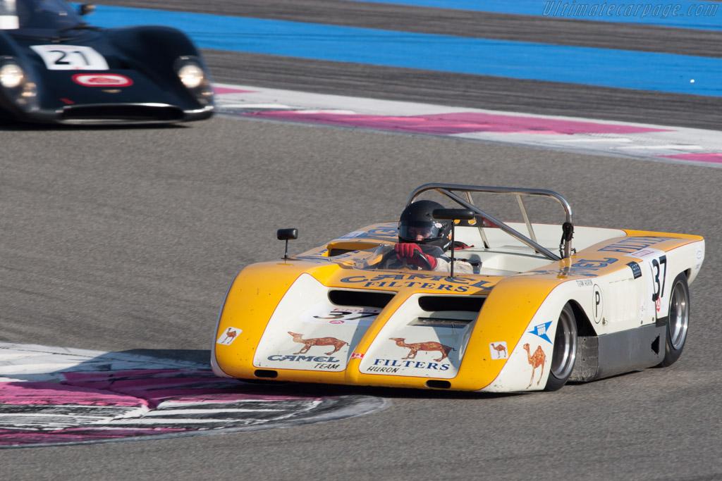 Huron H4A - Chassis: 01 - Driver: Jean Guikas  - 2012 Dix Mille Tours