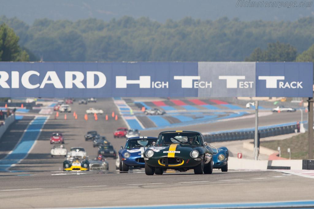 Jaguar E-Type    - 2012 Dix Mille Tours