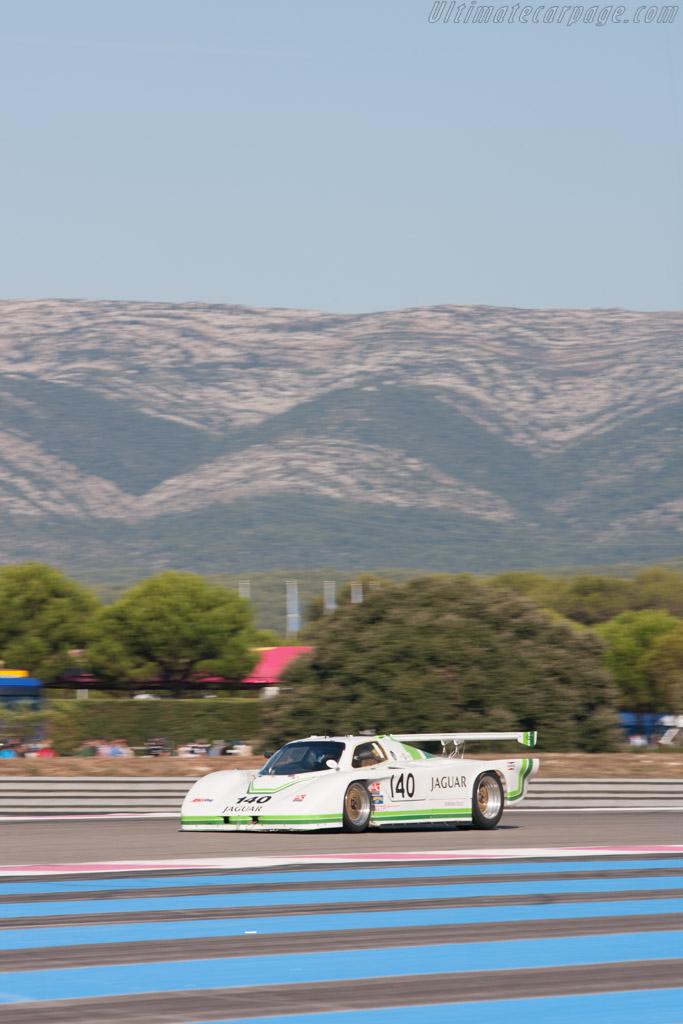 Jaguar XJR-5 - Chassis: XJR-5/006   - 2012 Dix Mille Tours