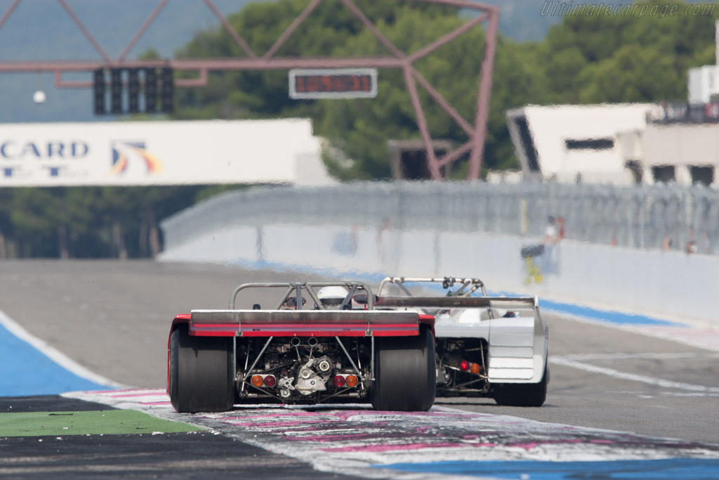 Lola T280 - Chassis: HU4   - 2012 Dix Mille Tours