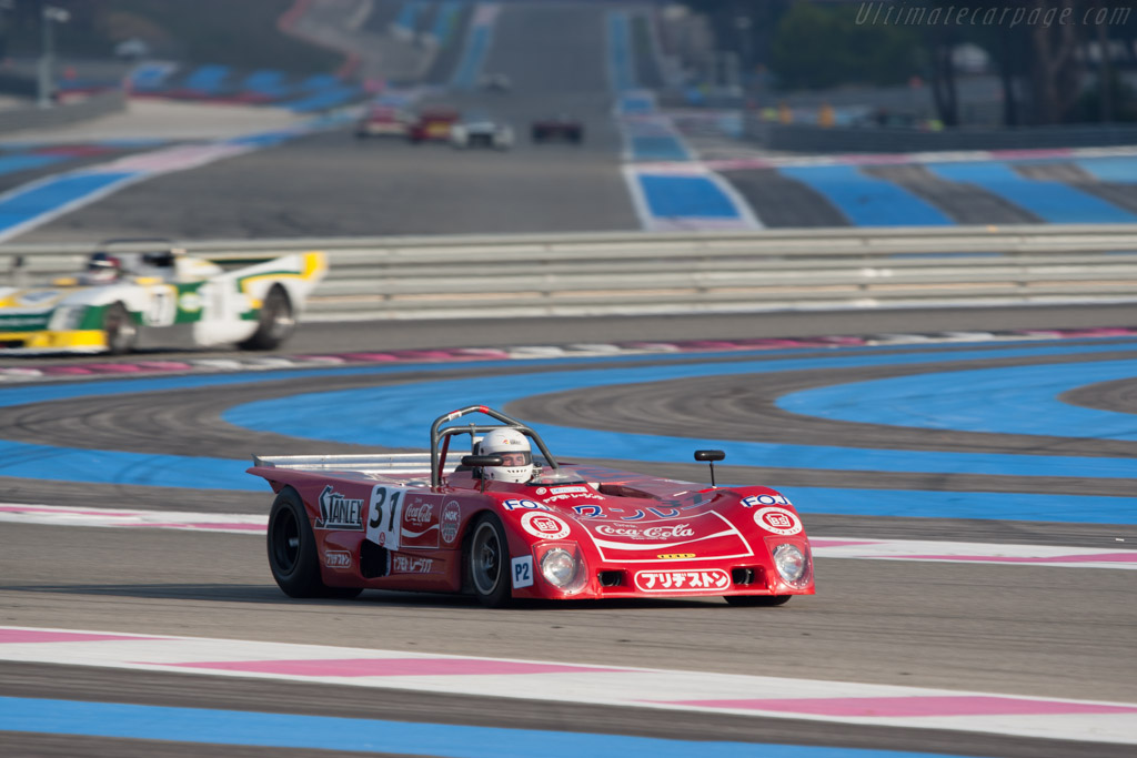 Lola T280 - Chassis: HU3   - 2012 Dix Mille Tours