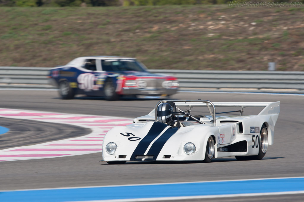 Lola T286 - Chassis: HU10   - 2012 Dix Mille Tours