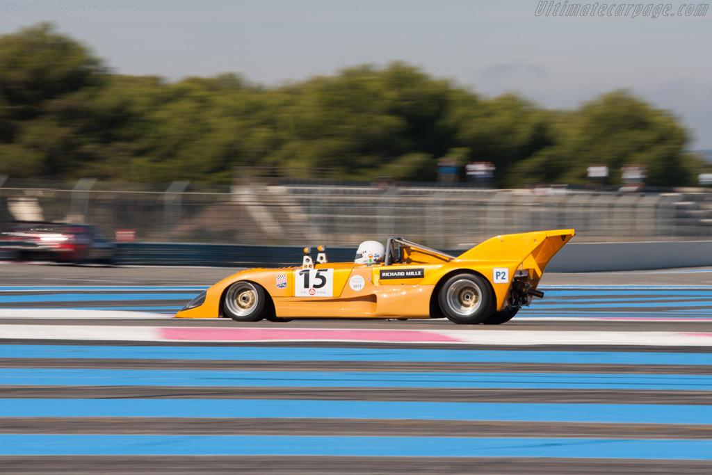 Lola T290    - 2012 Dix Mille Tours