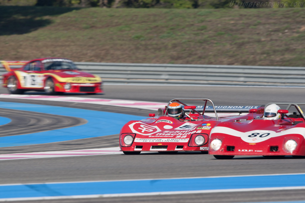 Lola T296 - Chassis: HU82   - 2012 Dix Mille Tours