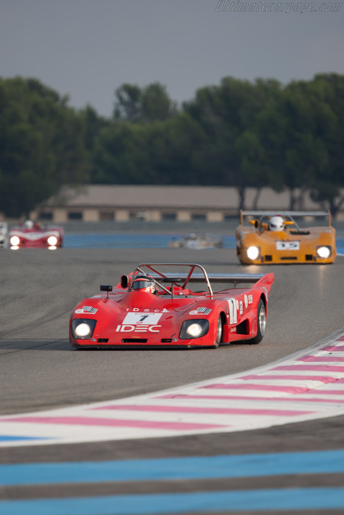 Lola T298 - Chassis: HU97  - 2012 Dix Mille Tours