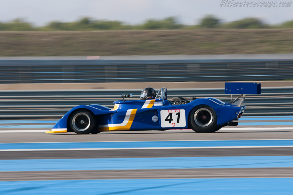 March 76S DFV - Chassis: 76S/3   - 2012 Dix Mille Tours