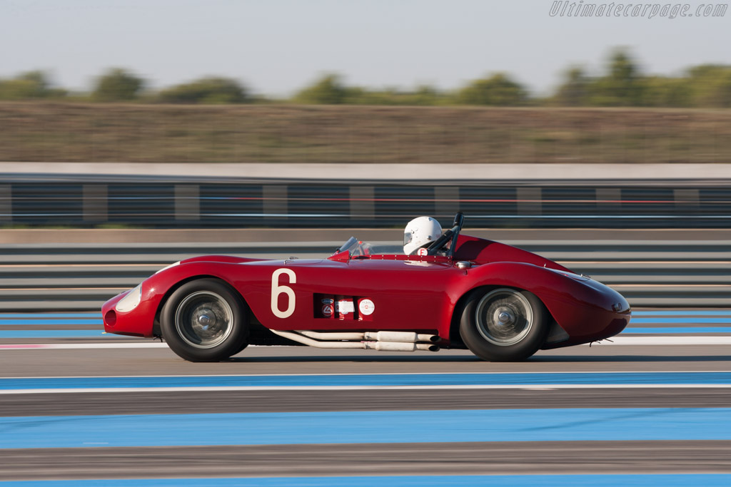 Maserati 300S - Chassis: 3059   - 2012 Dix Mille Tours
