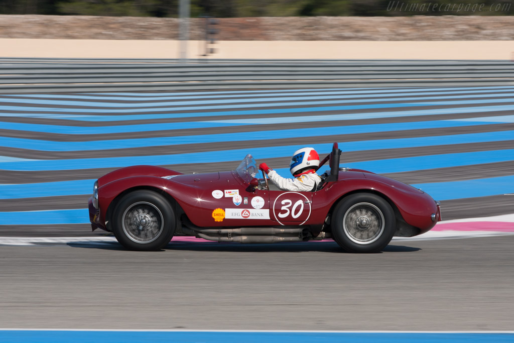 Maserati A6GCS/53 - Chassis: 2084   - 2012 Dix Mille Tours