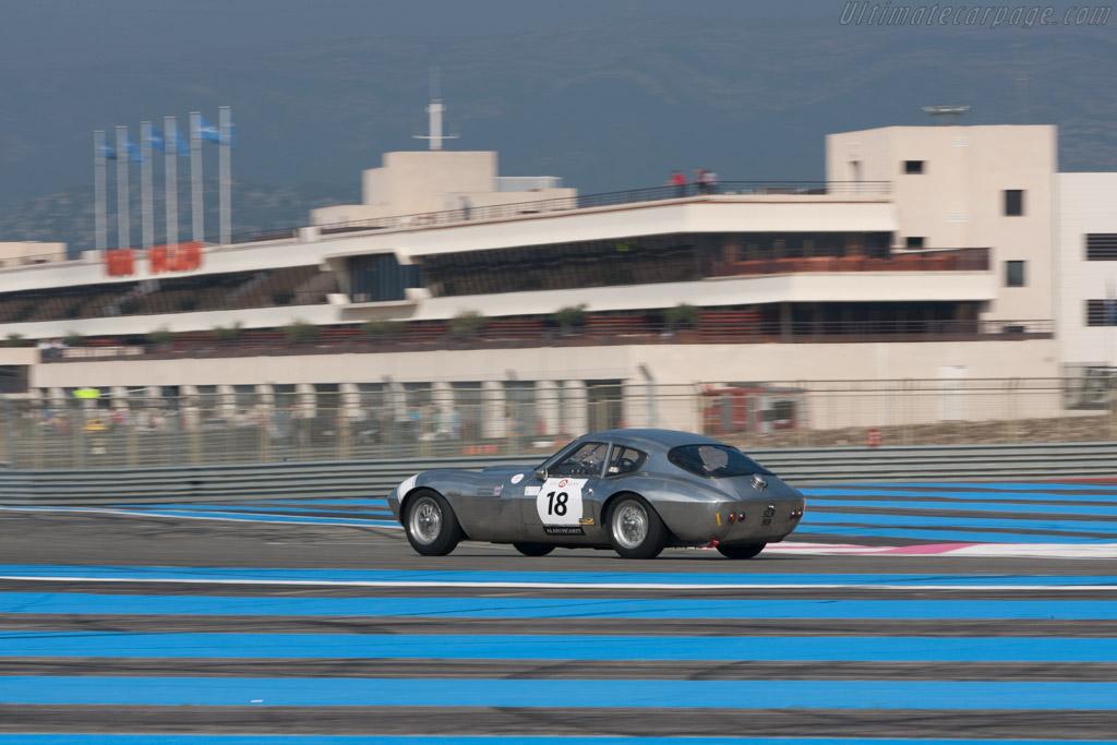 Morgan SLR - Chassis: SLR4   - 2012 Dix Mille Tours