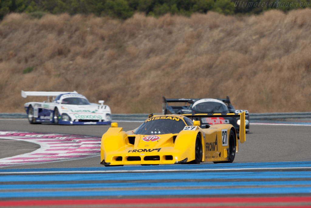 Nissan R90CK - Chassis: R90C/7   - 2012 Dix Mille Tours